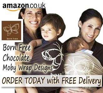 Designs Chocolate Moby Wrap