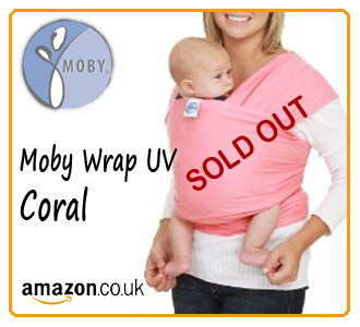 Coral Moby Wrap UV