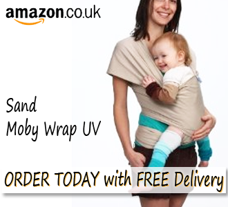 Sand Moby Wrap