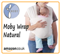 Natural Moby Wrap